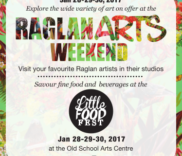 Raglan Arts Weekend 2017